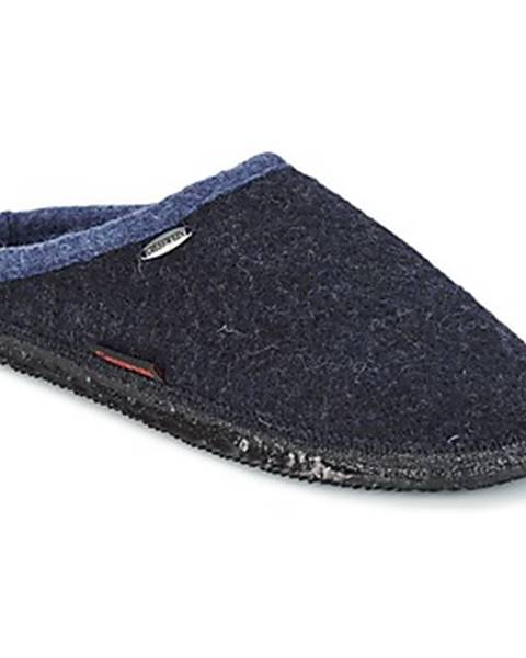 Modré papuče Giesswein