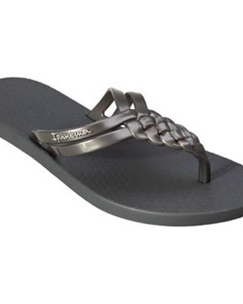 Čierne topánky Ipanema