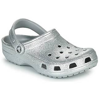 Nazuvky Crocs  CLASSIC GLITTER CLOG