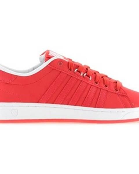 Červené tenisky K-Swiss