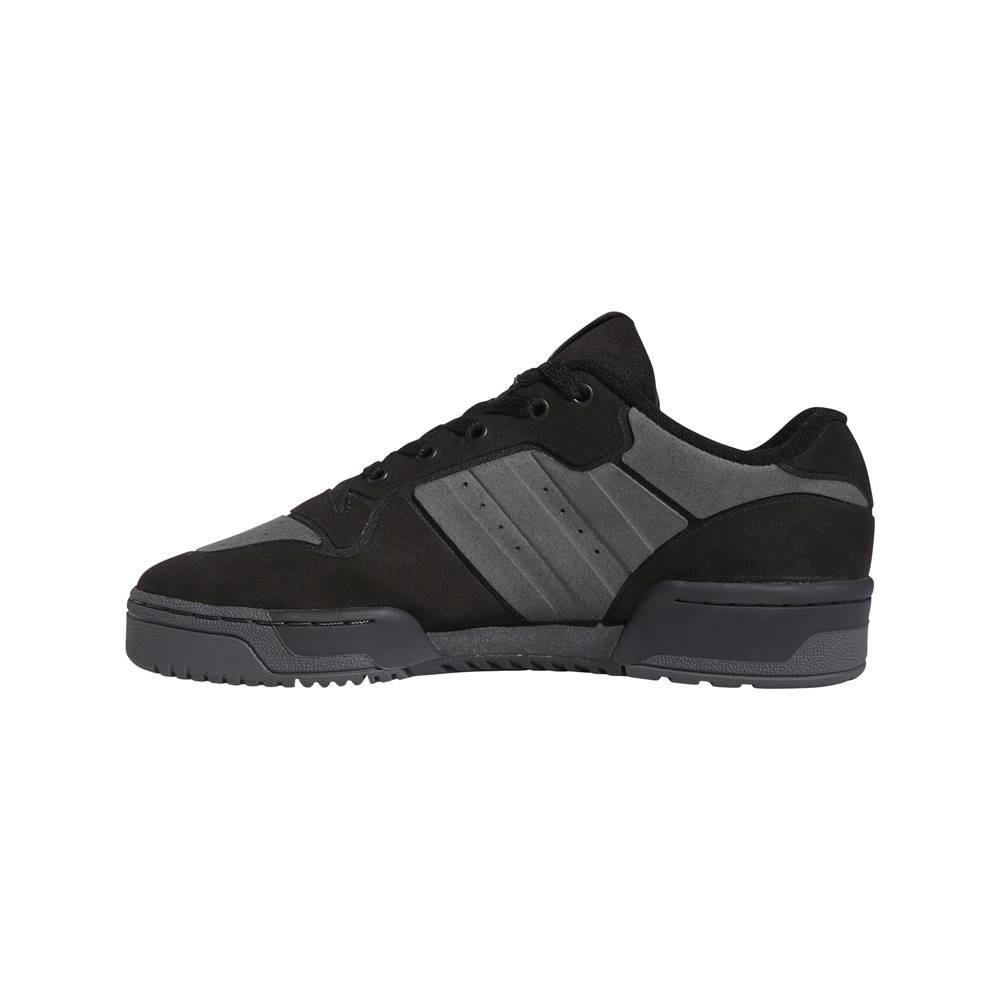 adidas Originals adidas Rivalry Low Core Black/ Grey Six/ Core Black