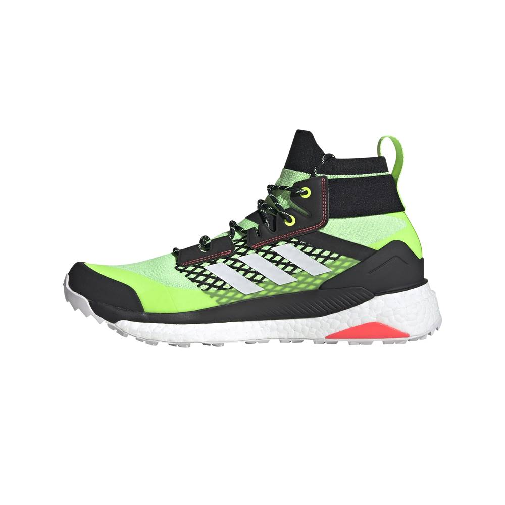 adidas Performance adidas Terrex Free Hiker Signature Green/ Ftw White/ Signature Pink
