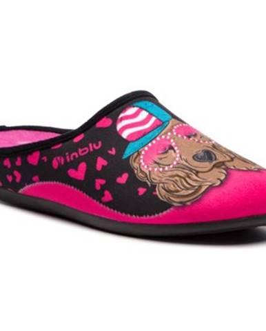 Ružové papuče INBLU