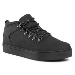 Členkové topánky Lanetti MP07-91246-04 Ekologická koža/-Ekologická koža