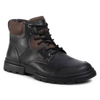 Šnurovacia obuv Lasocki for men MI08-C781-777-01 Prírodná koža(useň) - Lícova