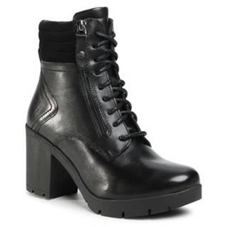 Šnurovacia obuv Lasocki RST-ARCADE-03 Prírodná koža(useň) - Lícova