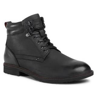 Šnurovacia obuv Sergio Bardi MI08-C307-250-13EO Prírodná koža(useň) - Nubuk