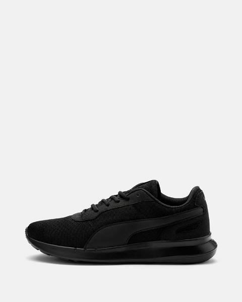 Čierne tenisky Puma