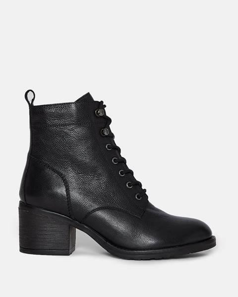 Čierne topánky Dorothy Perkins