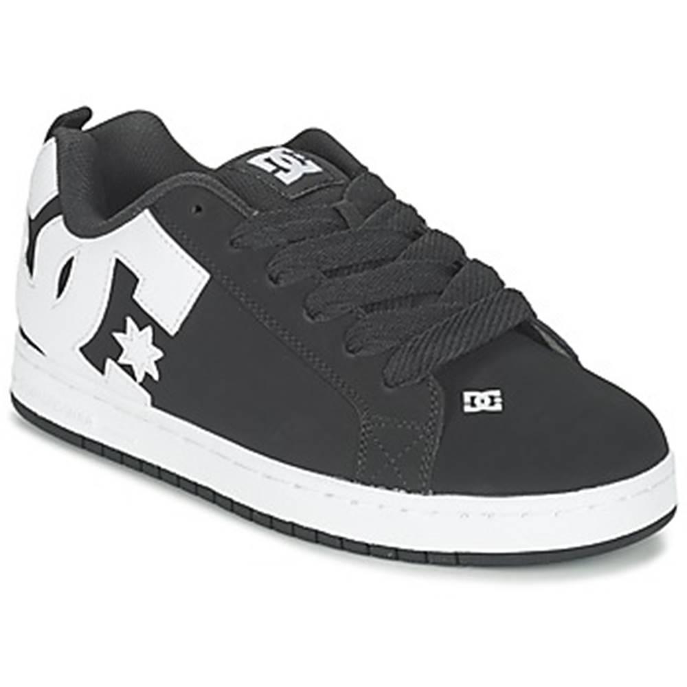 DC Shoes Nízke tenisky DC Shoes  COURT GRAFFIK