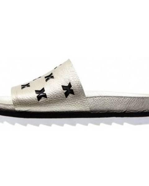 Viacfarebné topánky Dombers