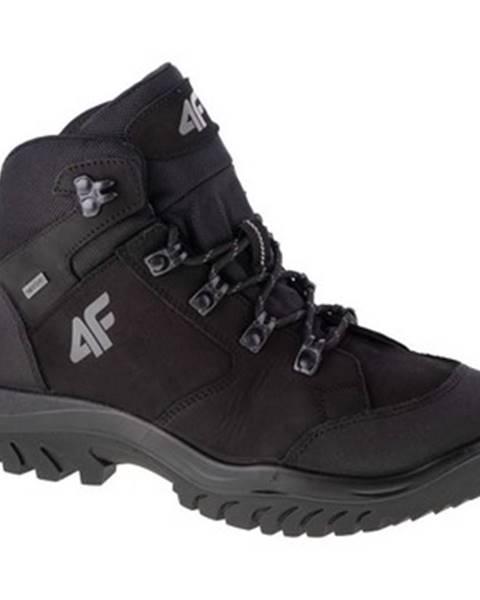 Čierne topánky 4F