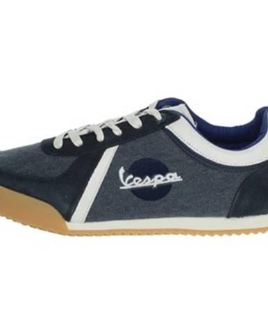 Modré tenisky Vespa