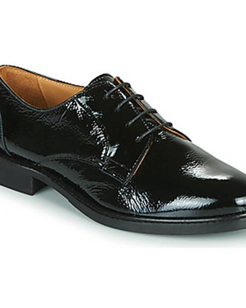 Čierne topánky Emma Go