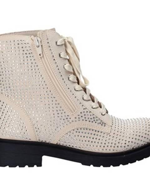 Biele topánky Fornarina