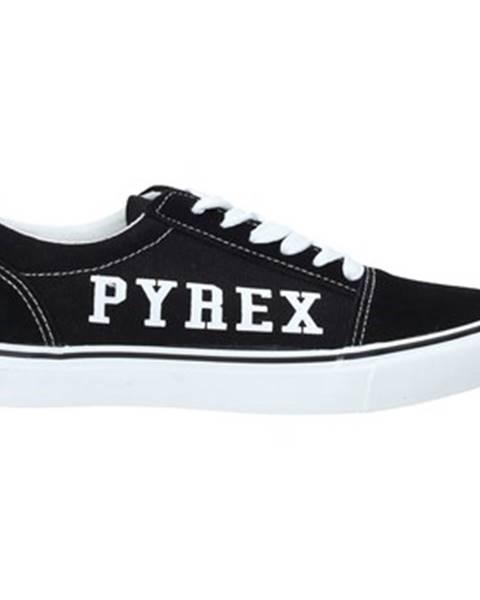 Čierne tenisky Pyrex