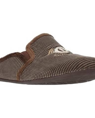 Hnedé papuče Grunland