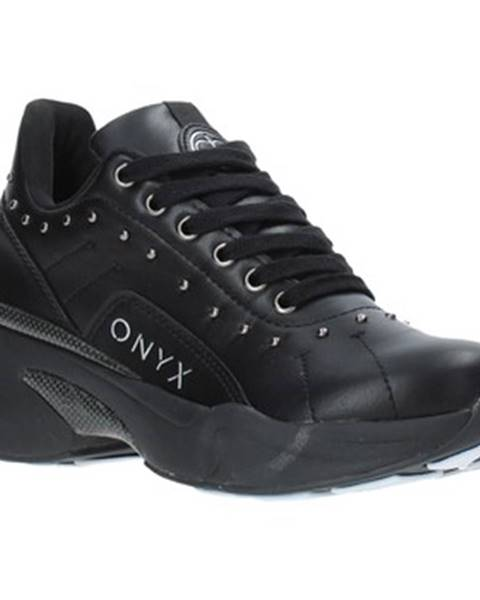 Čierne tenisky Onyx