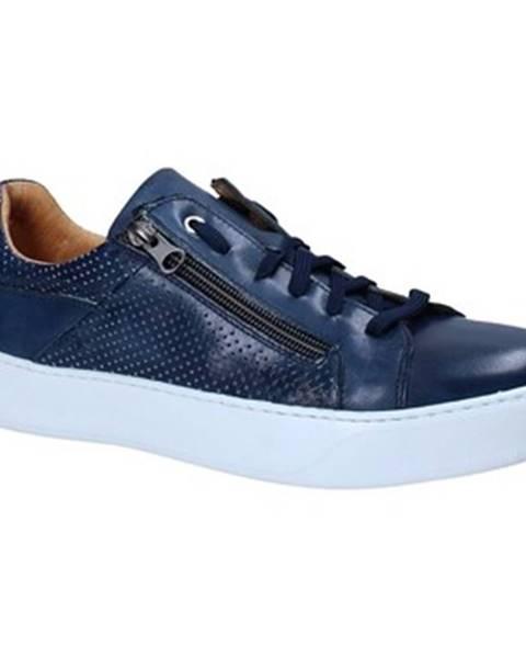 Modré tenisky Exton