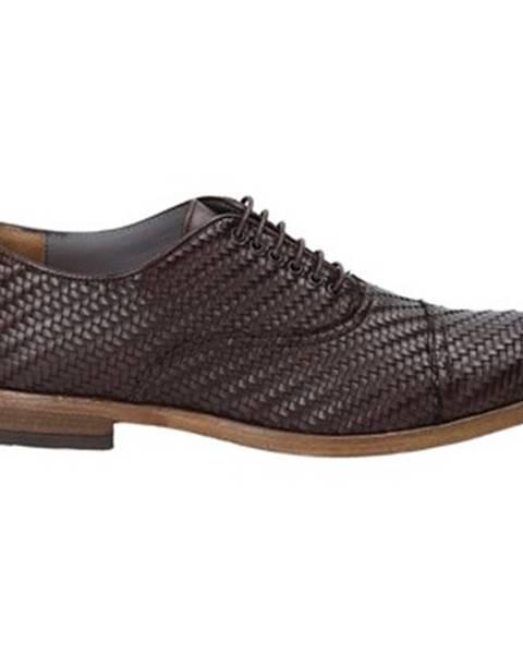 Hnedé topánky Marco Ferretti