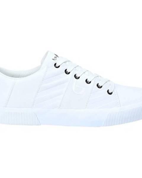 Biele tenisky Byblos Blu
