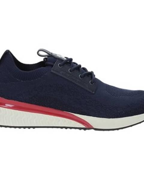 Modré tenisky U.S Polo Assn.
