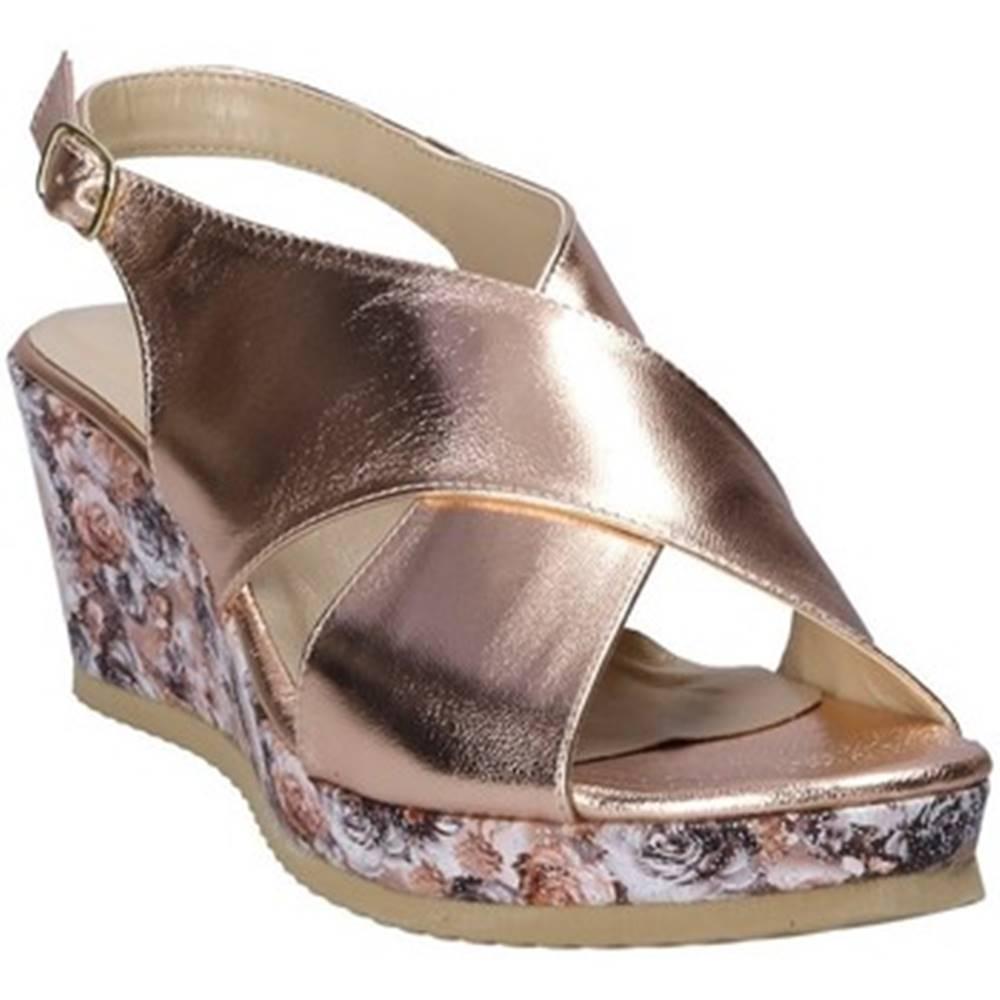 Grace Shoes Sandále Grace Shoes  ZB 039