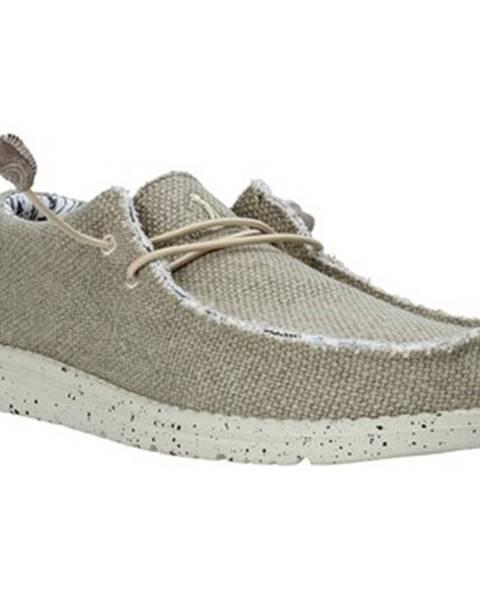 Béžové topánky U.s. Golf
