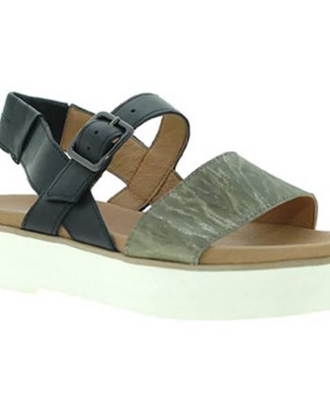 Čierne sandále Maritan G