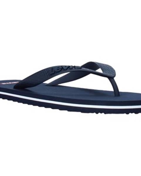 Modré topánky Levis