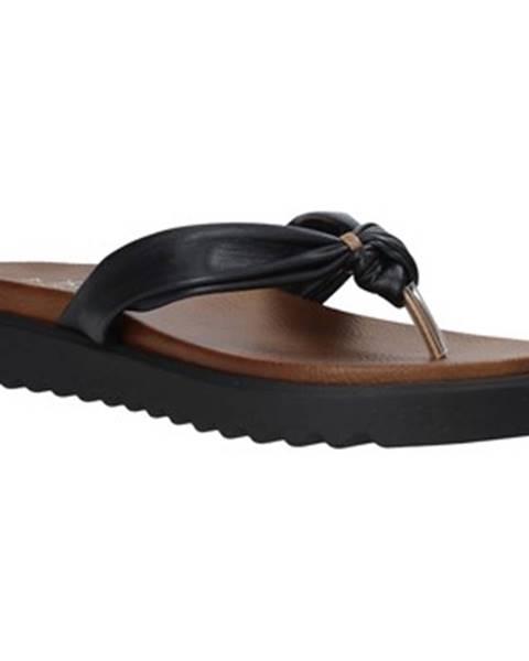 Čierne topánky Jeiday