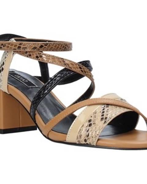 Béžové sandále Liu Jo