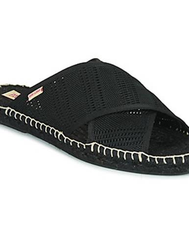 Čierne topánky Pare Gabia