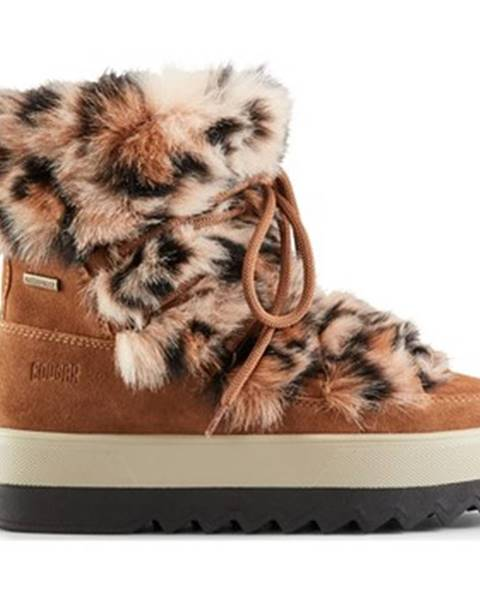 Viacfarebné topánky Cougar