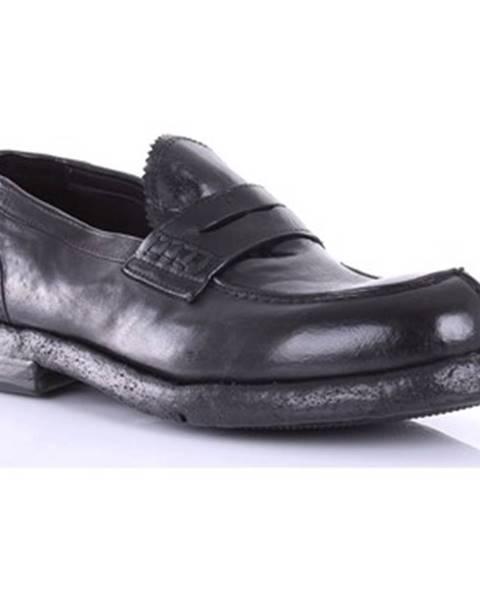Čierne topánky Lemargo