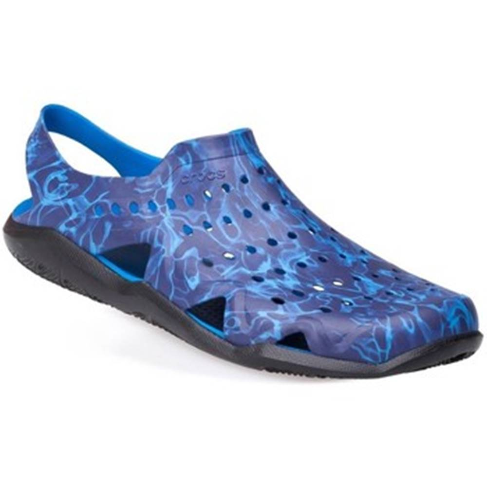 Crocs Nazuvky Crocs  Swiftwater Wave Graphic M