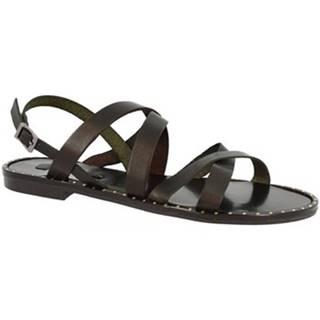 Sandále Leonardo Shoes  MARTA NERO