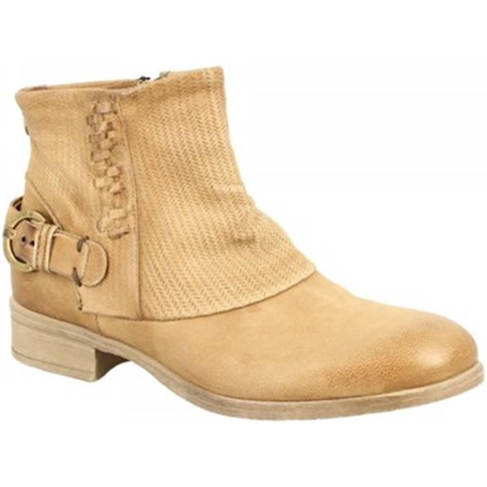 Leonardo Shoes Polokozačky Leonardo Shoes  900634 CANAPA