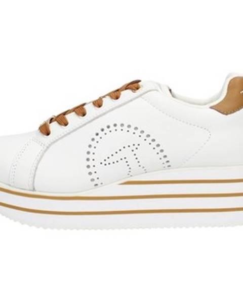 Biele tenisky Trussardi