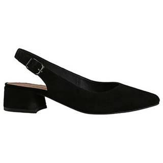 Sandále Lasocki  Prírodná koža(useň)/-Velúrová