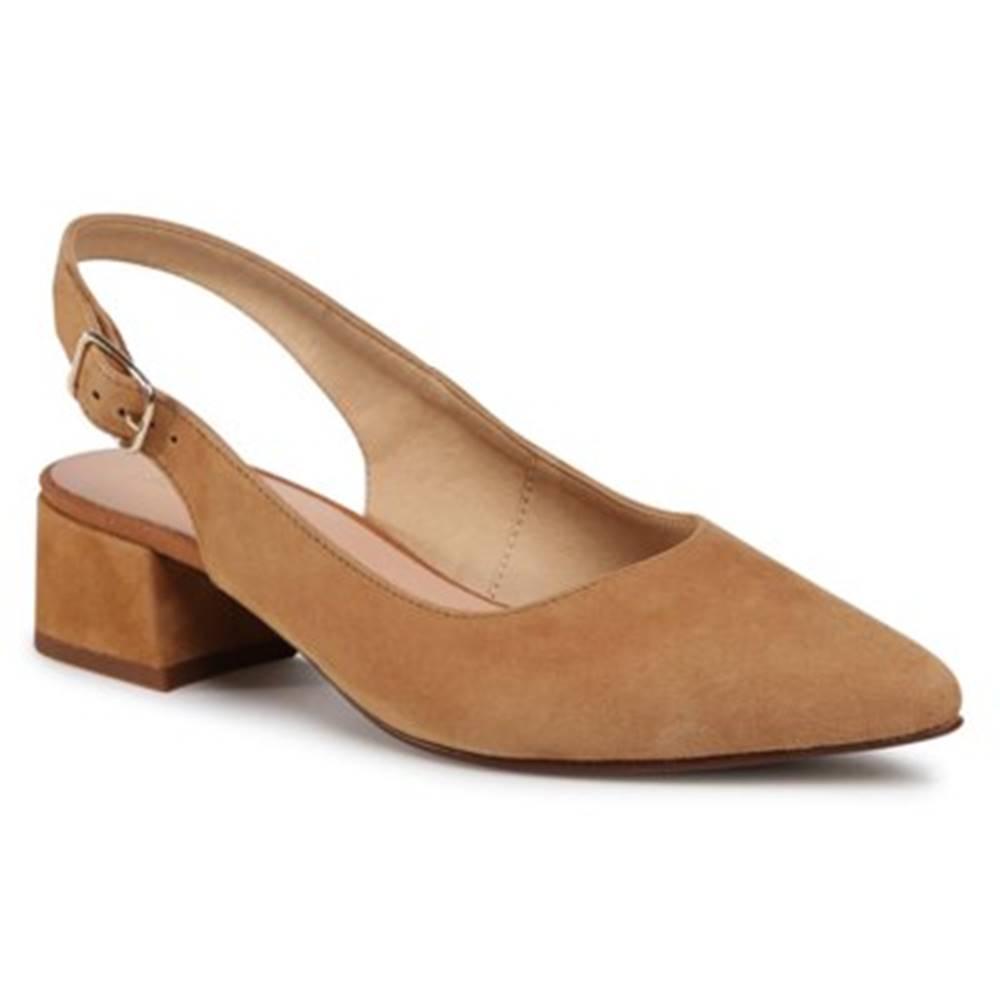 Lasocki Sandále Lasocki 71396-01W Welur