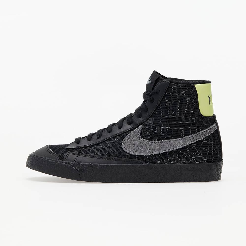 Nike Blazer Mid '77 Black/ Smoke Grey