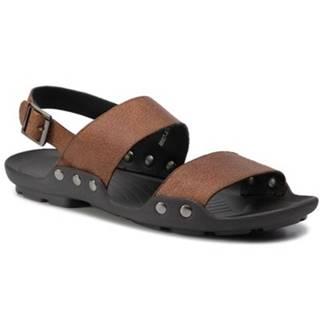 Sandále Lasocki for men MI07-A788-A613-03 Prírodná koža(useň) - Nubuk