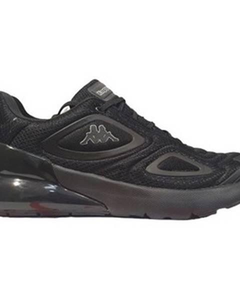 Čierne tenisky Kappa
