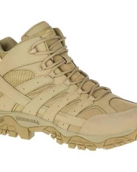Béžové topánky Merrell