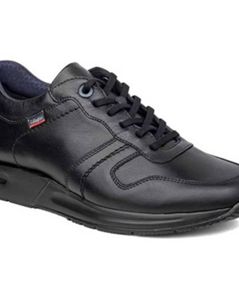 Čierne tenisky CallagHan