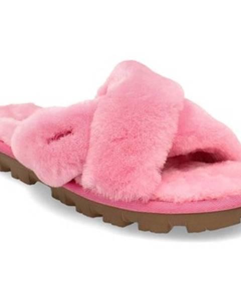 Ružové papuče UGG