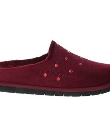 Červené papuče Riposella