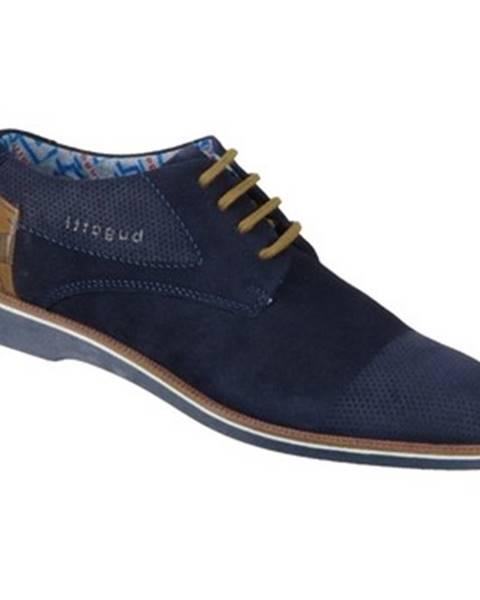 Viacfarebné topánky Bugatti