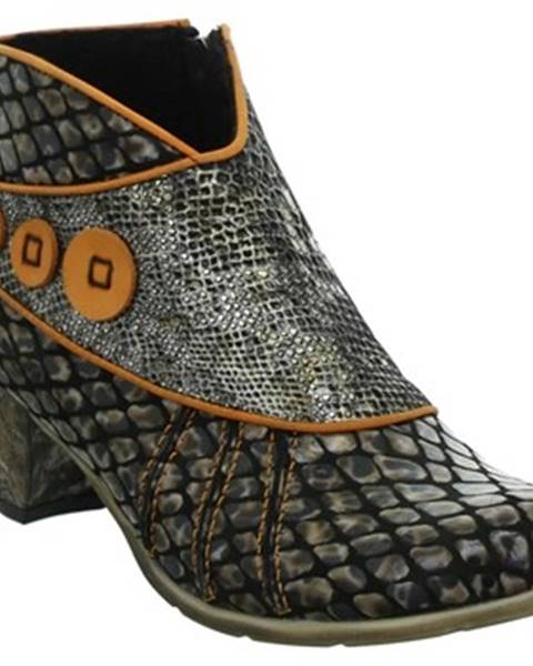 Viacfarebné topánky Simen